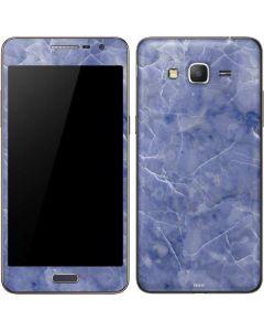 Crushed Blue Galaxy Grand Prime Skin