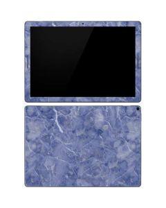 Crushed Blue Google Pixel Slate Skin