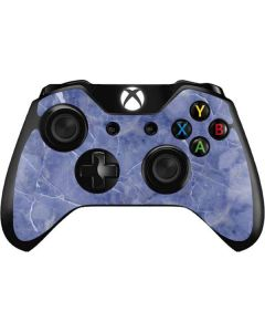 Crushed Blue Xbox One Controller Skin