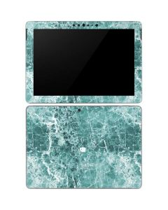 Crushed Turquoise Surface Go Skin