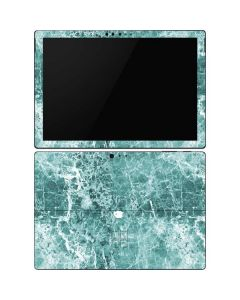 Crushed Turquoise Surface Pro 6 Skin