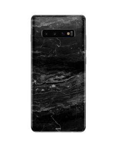Crystal Black Galaxy S10 Plus Skin