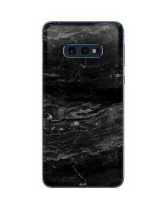 Crystal Black Galaxy S10e Skin