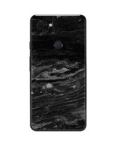 Crystal Black Google Pixel 3 XL Skin