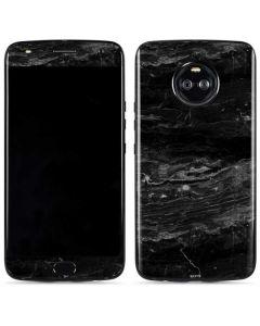 Crystal Black Moto X4 Skin