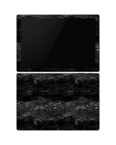 Crystal Black Surface Pro 6 Skin