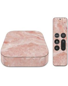Crystal Pink Apple TV Skin