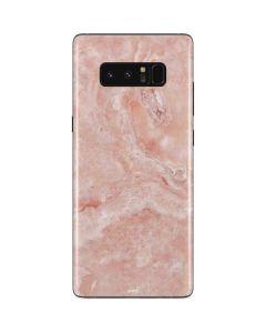 Crystal Pink Galaxy Note 8 Skin