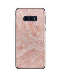 Crystal Pink Galaxy S10e Skin