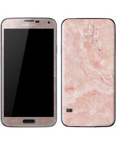 Crystal Pink Galaxy S5 Skin