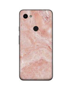 Crystal Pink Google Pixel 3a Skin