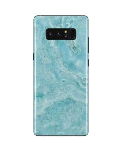 Crystal Turquoise Galaxy Note 8 Skin
