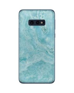 Crystal Turquoise Galaxy S10e Skin