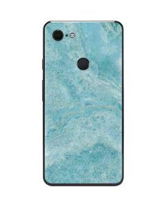 Crystal Turquoise Google Pixel 3 XL Skin