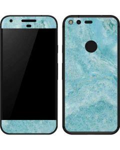 Crystal Turquoise Google Pixel Skin