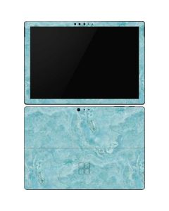 Crystal Turquoise Surface Pro 6 Skin