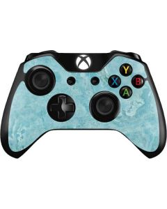 Crystal Turquoise Xbox One Controller Skin