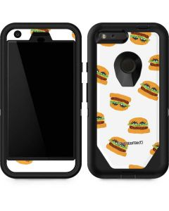 Cute Burgers Otterbox Defender Pixel Skin