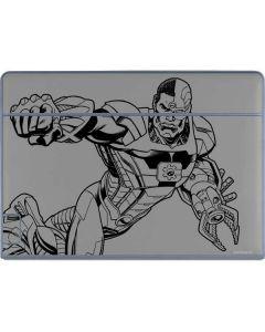 Cyborg Comic Pop Galaxy Book Keyboard Folio 12in Skin