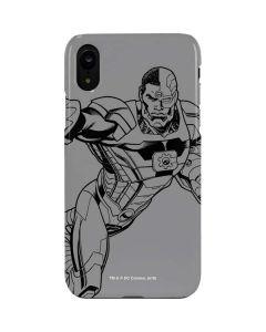 Cyborg Comic Pop iPhone XR Lite Case