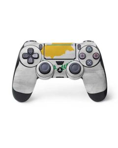 Cyprus Flag Distressed PS4 Pro/Slim Controller Skin