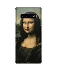 da Vinci - Mona Lisa Galaxy S10 Plus Skin