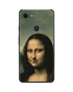 da Vinci - Mona Lisa Google Pixel 3 XL Skin
