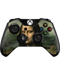 da Vinci - Mona Lisa Xbox One Controller Skin