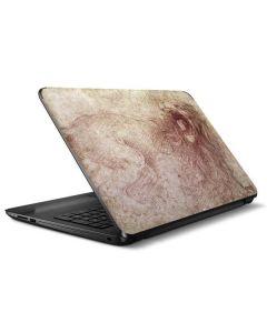 da Vinci - Sketch of a roaring lion HP Notebook Skin
