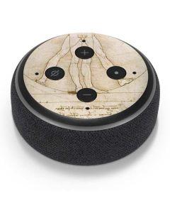 da Vinci - The Proportions of Man Amazon Echo Dot Skin