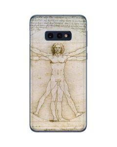 da Vinci - The Proportions of Man Galaxy S10e Skin