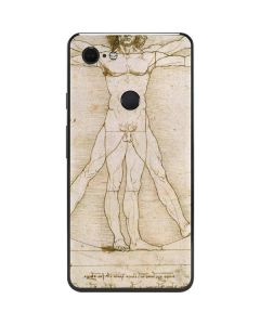 da Vinci - The Proportions of Man Google Pixel 3 XL Skin
