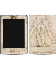 da Vinci - The Proportions of Man Amazon Kindle Skin