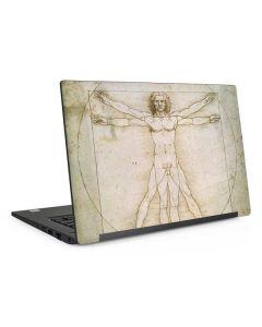 da Vinci - The Proportions of Man Dell Latitude Skin