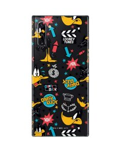 Daffy Duck Patches Galaxy Note 10 Skin