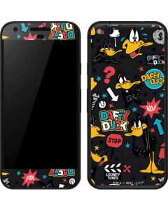 Daffy Duck Patches Google Pixel Skin