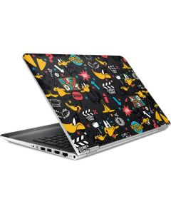 Daffy Duck Patches HP Pavilion Skin