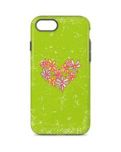 Daisy Heart iPhone 8 Pro Case