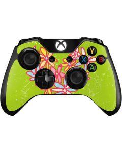Daisy Heart Xbox One Controller Skin