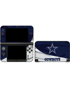 Dallas Cowboys 3DS XL 2015 Skin