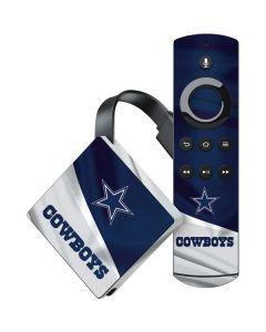 Dallas Cowboys Amazon Fire TV Skin