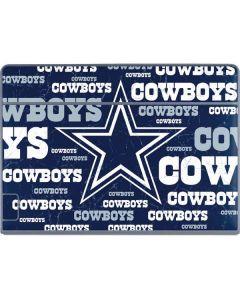 Dallas Cowboys Blast Galaxy Book Keyboard Folio 12in Skin