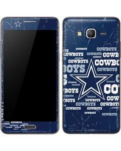 Dallas Cowboys Blast Galaxy Grand Prime Skin