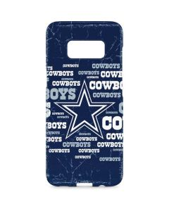 Dallas Cowboys Blast Galaxy S8 Plus Lite Case