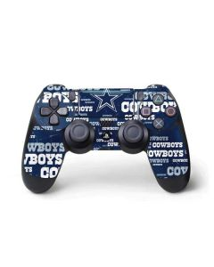 Dallas Cowboys Blast PS4 Pro/Slim Controller Skin