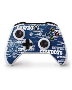 Dallas Cowboys Blast Xbox One S Controller Skin