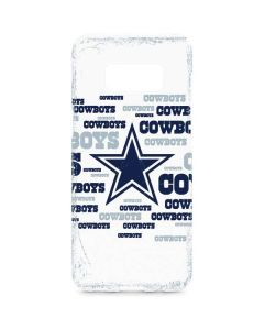 Dallas Cowboys Blue Blast Galaxy S8 Plus Lite Case