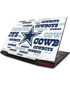 Dallas Cowboys Blue Blast Lenovo Ideapad Skin