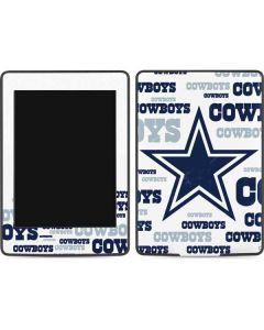 Dallas Cowboys Blue Blast Amazon Kindle Skin