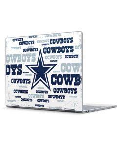 Dallas Cowboys Blue Blast Pixelbook Skin